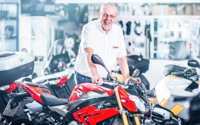 Wir suchen Motorradverkäufer (m/w)