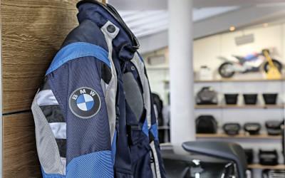 Jetzt 15% Rabatt auf die BMW Motorrad Fahrerkollektion