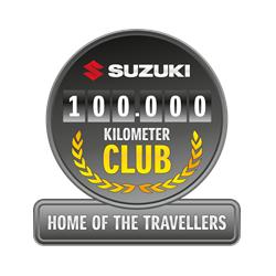 Suzuki 100.000 km Club