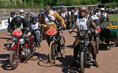 35. Internationale Ibbenbürener Motorrad-Veteranen-Rallye