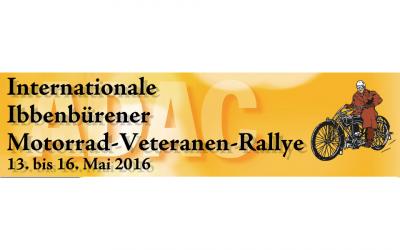 36. Internationale Ibbenbürener Motorrad-Veteranen-Rallye
