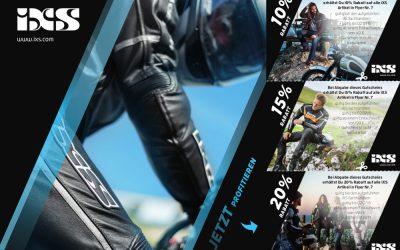 Der neue iXS Folder Nr. 7