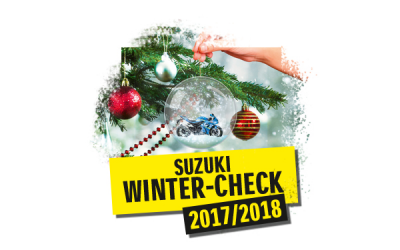 SUZUKI Winter-Inspektion / Suzuki Safety Weeks