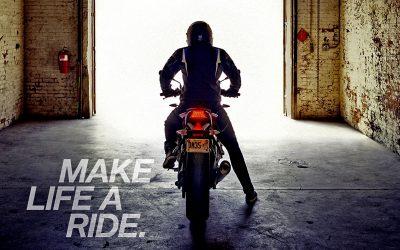 MAKE LIFE A RIDE! Der BMW Motorrad-Truck kommt zu uns!