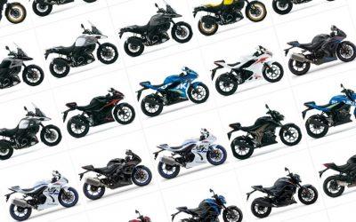 Die 2018er Kollektion von Suzuki