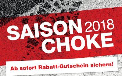 Saison Choke 2018