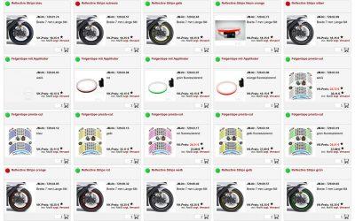 Ersatzteile & Motorradzubehör von motomike
