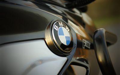 Update der bestehenden Farbpalette von BMW Motorrad
