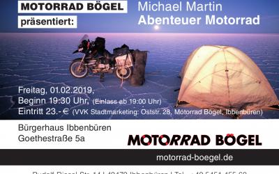Tickets für Michael Martin jetzt online bestellen