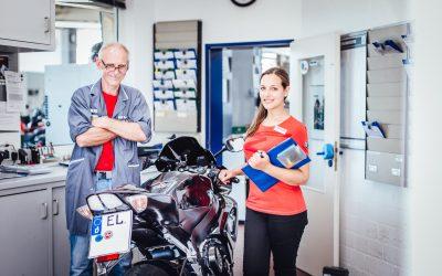 Motorradmechaniker-Meister (m/w/d) gesucht