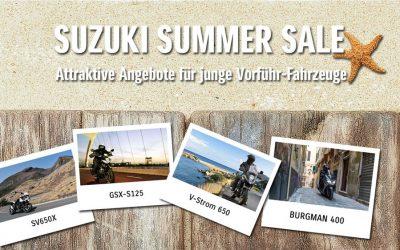 Suzuki Summer Sale 2019
