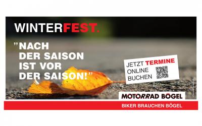 Aktion Winterfest – Unser Winter-Special
