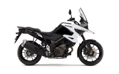 Die neue SUZUKI V-STROM 1050/XT – The Master of Adventure