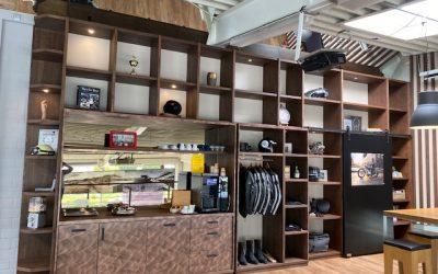 Unser neuer Shop
