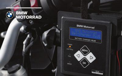 17% Rabatt auf das BMW Motorrad Batterieladegerät Plus