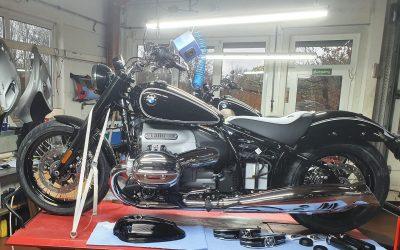 R18 Customizing by Motorrad Bögel